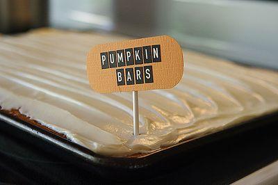 Blpumpkin bread