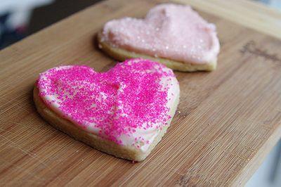 Blheart cookies