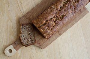 Blbanana bread