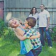 Kids hug sunshine edit-2